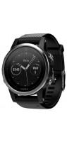 Смарт-часы Garmin Fenix 5S Silver Black