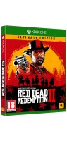 Игра для XBOX ONE :  RED DEAD REDEMPTION 2